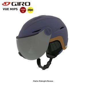 18-19 GIRO(ジロ)【スノーヘルメット/数量限定商品】 VUE MIPS Asian Fit(ビュー ミップス アジアンフィット)【スキーヘルメット】|linkfast