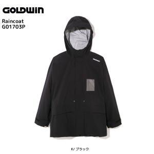 17-18 GOLDWIN(ゴールドウィン)【最終在庫処分】 Raincoat(レインコート)G01703P【レインコート】|linkfast