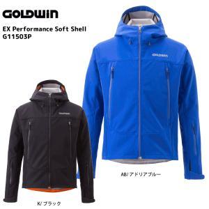 15-16 GOLDWIN(ゴールドウィン)【最終処分商品】 EX Performance Soft Shell (EX パフォーマンスソフトシェル) G11503P|linkfast