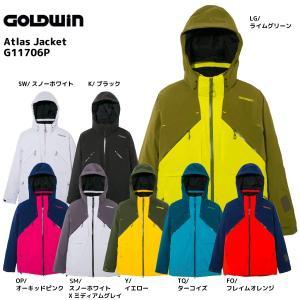 17-18 GOLDWIN(ゴールドウィン)【在庫処分商品】 Atlas Jacket (アトラス ジャケット) G11706P【スキーウェア】|linkfast