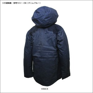 17-18 GOLDWIN(ゴールドウィン)【在庫処分商品】 Indigo Denim Jacket (インディゴ デニムジャケット) G11709P【スキーウェア】|linkfast|02