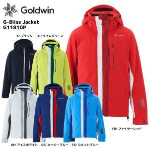 18-19 GOLDWIN(ゴールドウィン)【最終在庫処分】G-Bliss Jacket(Gブリス ジャケット) G11810P【スキージャケット】|linkfast