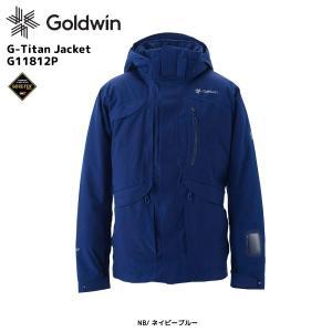 18-19 GOLDWIN(ゴールドウィン)【数量限定商品】G-Titan Jacket(Gタイタン ジャケット) G11812P【スキージャケット】|linkfast