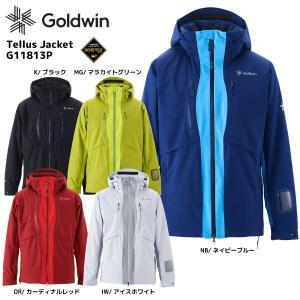 18-19 GOLDWIN(ゴールドウィン)【数量限定商品】Tellus Jacket(テラス ジャケット)G11813P【スキージャケット】|linkfast