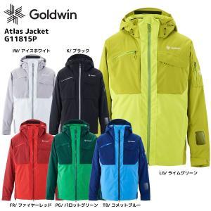 18-19 GOLDWIN(ゴールドウィン)【最終在庫処分】Atlas Jacket(アトラス ジャケット)G11815P【スキージャケット】|linkfast