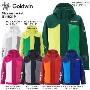 18-19 GOLDWIN(ゴールドウィン)【最終在庫処分】Stream Jacket(ストリーム ジャケット)G11821P【スキージャケット】|linkfast