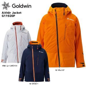 19-20 GOLDWIN(ゴールドウィン)【限定予約商品】Aither Jacket(エイサー ジャケット) G11920P【スキージャケット】|linkfast