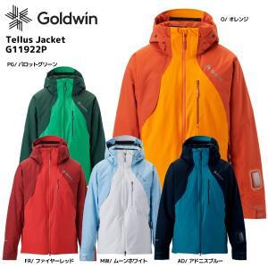 19-20 GOLDWIN(ゴールドウィン)【早期予約商品】Tellus Jacket(テラス ジャケット) G11922P【スキージャケット】|linkfast