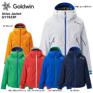 19-20 GOLDWIN(ゴールドウィン)【限定予約商品】Atlas Jacket(アトラス ジャケット) G11923P【スキージャケット】|linkfast