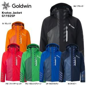 19-20 GOLDWIN(ゴールドウィン)【限定予約商品】Kratos Jacket(クラトス ジャケット) G11925P【スキージャケット】|linkfast