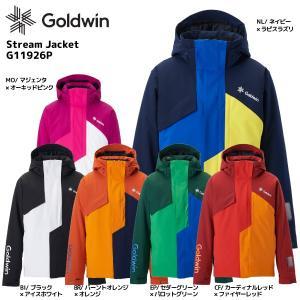 19-20 GOLDWIN(ゴールドウィン)【早期予約商品】Stream Jacket(ストリーム ジャケット) G11926P【スキージャケット】|linkfast