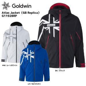 19-20 GOLDWIN(ゴールドウィン)【限定予約商品】Atlas Jacket(GB Replica)(アトラス ジャケット(イギリスレプリカ)) G11928RP【スキージャケット】|linkfast
