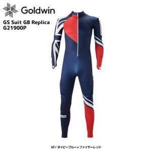 19-20 GOLDWIN(ゴールドウィン)【早期予約商品】GS Suit GB Replica(GSスーツ イギリスレプリカ)G21900P【レーシングワンピース】|linkfast
