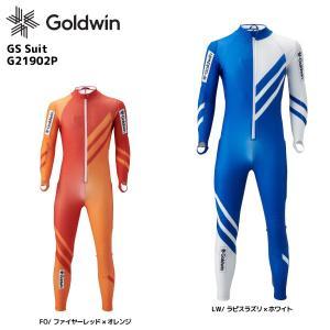 19-20 GOLDWIN(ゴールドウィン)【早期予約商品】GS Suit(GSスーツ)G21902P【レーシングワンピース】|linkfast