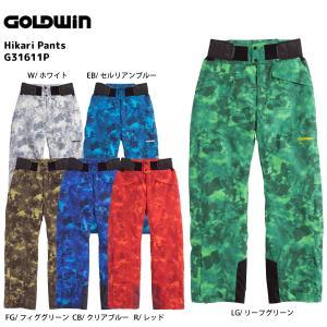 16-17 GOLDWIN(ゴールドウィン)【最終在庫処分】 Hikari Pants(ヒカリ パンツ)G31611P【スキーパンツ】|linkfast