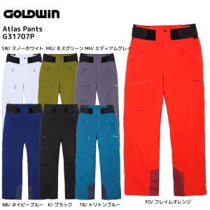 17-18 GOLDWIN(ゴールドウィン)【在庫処分商品】 Atlas Pants (アトラス パンツ) G31707P【スキーパンツ】|linkfast