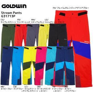17-18 GOLDWIN(ゴールドウィン)【在庫処分商品】 Stream Pants (ストリーム パンツ) G31713P【スキーパンツ】|linkfast