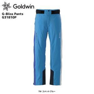 18-19 GOLDWIN(ゴールドウィン)【最終在庫処分】G-Bliss Pants(Gブリス パンツ)G31810P【スキーパンツ】|linkfast