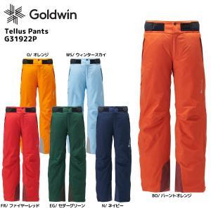 19-20 GOLDWIN(ゴールドウィン)【早期予約商品】Tellus Pants(テラス パンツ)G31922P【スキーパンツ】|linkfast