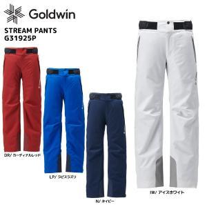 19-20 GOLDWIN(ゴールドウィン)【早期予約商品】Stream Pants(ストリーム パンツ)G31925P【スキーパンツ】|linkfast