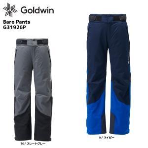 19-20 GOLDWIN(ゴールドウィン)【早期予約商品】Baro Pants(バロ パンツ)G31926P【スキーパンツ】 linkfast