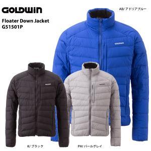 15-16 GOLDWIN(ゴールドウィン)【最終処分商品】 Floater Down Jacket (フローター ダウンジャケット) G51501P|linkfast