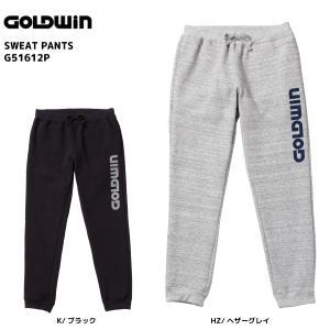16-17 GOLDWIN(ゴールドウィン)【数量限定商品】 Sweat Pants (スウェットパンツ) G51612P【スウェットパンツ】|linkfast