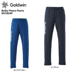18-19 GOLDWIN(ゴールドウィン)【数量限定商品】Bulky Fleece Pants(バルキーフリースパンツ)G51824P【ミドルパンツ】|linkfast