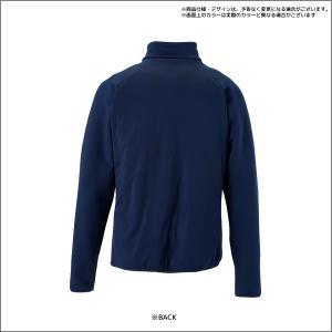 19-20 GOLDWIN(ゴールドウィン)【早期予約商品】Hybrid Fleece Jacket(ハイブリッドフリースジャケット)G51914P【ミドルジャケット】|linkfast|02