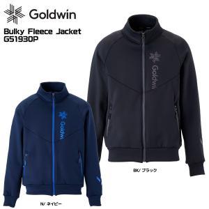 19-20 GOLDWIN(ゴールドウィン)【早期予約商品】Bulky Fleece Jacket(バルキーフリースジャケット)G51930P【ミドルジャケット】|linkfast