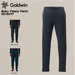 19-20 GOLDWIN(ゴールドウィン)【早期予約商品】Bulky Fleece Pants(バルキーフリースパンツ)G51937P【ミドルパンツ】|linkfast