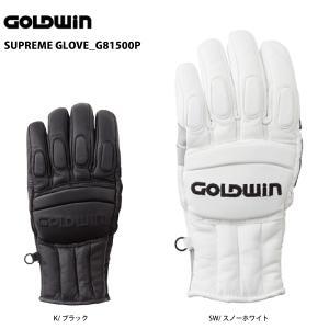 15-16 GOLDWIN(ゴールドウィン)【最終処分】 Supreme Glove (スープリームグローブ) G81500P|linkfast