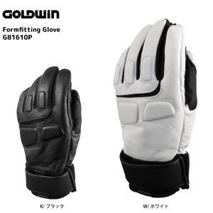 16-17 GOLDWIN(ゴールドウィン)【最終在庫処分】 Formfitting Glove (フォームフィッティンググローブ) G81610P|linkfast