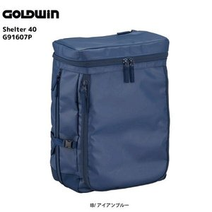 16-17 GOLDWIN(ゴールドウィン)【最終在庫処分】Shelter 40 (シェルター40) G91607P【バックパック】|linkfast