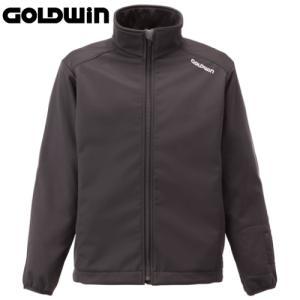 14-15 GOLDWIN(ゴールドウィン)【最終在庫処分】 Junior Racing Aero Soft Shell Jacket G-J1400 -K/ブラック-|linkfast