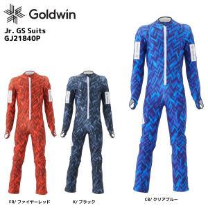 18-19 GOLDWIN(ゴールドウィン)【数量限定商品】Jr.GS Suit(ジュニアGSスーツ)GJ21840P【レーシングウェア/ジュニア】 linkfast