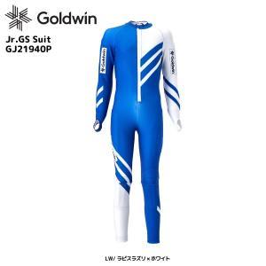 19-20 GOLDWIN(ゴールドウィン)【早期予約商品】Jr.GS Suit(ジュニアGSスーツ)GJ21940P【レーシングワンピース】|linkfast