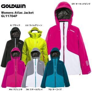 17-18 GOLDWIN(ゴールドウィン)【在庫処分商品】 W's Atlas Jacket (ウィメンズ アトラス ジャケット) GL11704P【スキーウェア】|linkfast