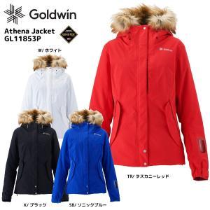 18-19 GOLDWIN(ゴールドウィン)【数量限定商品】Athena Jacket(アテナ ジャケット)GL11853P【スキージャケット/レディス】|linkfast
