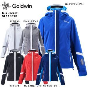 18-19 GOLDWIN(ゴールドウィン)【数量限定商品】Iris Jacket(アイリス ジャケット)GL11857P【スキージャケット/レディス】|linkfast