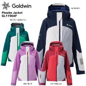 19-20 GOLDWIN(ゴールドウィン)【数量限定商品】Phoebe Jacket(フィービー ジャケット)GL11964P【スキージャケット/レディス】|linkfast