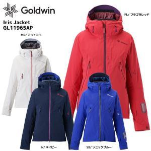 19-20 GOLDWIN(ゴールドウィン)【早期予約商品】Iris Jacket(アイリス ジャケット)GL11965AP【スキージャケット/レディス】|linkfast