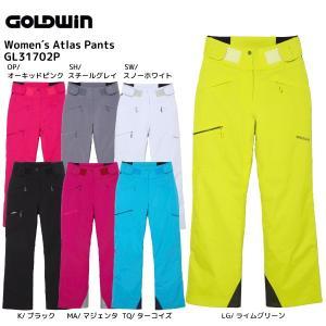 17-18 GOLDWIN(ゴールドウィン)【在庫処分商品】 W's Atlas Pants(ウィメンズ アトラスパンツ)GL31702P【スキーパンツ】|linkfast