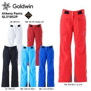 18-19 GOLDWIN(ゴールドウィン)【数量限定商品】Athena Pants(アテナ パンツ)GL31852P【スキーパンツ/レディス】|linkfast