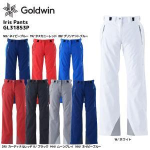 18-19 GOLDWIN(ゴールドウィン)【数量限定商品】Iris Pants(アイリス パンツ)GL31853P【スキーパンツ/レディス】|linkfast