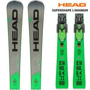 19-20 HEAD(ヘッド)【早期予約/スキー板/金具付】 SUPERSHAPE I.MAGNUM(スーパーシェイプ アイマグナム 金具付)313309【金具取付無料】|linkfast