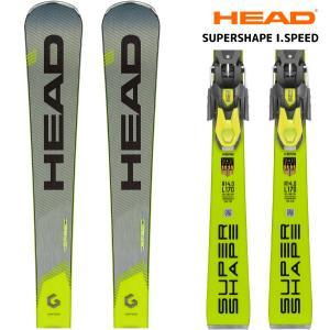 19-20 HEAD(ヘッド)【早期予約/スキー板/金具付】 SUPERSHAPE I.SPEED(スーパーシェイプ アイスピード 金具付)313329【金具取付無料】|linkfast