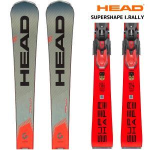 19-20 HEAD(ヘッド)【早期予約/スキー板/金具付】 SUPERSHAPE I.RALLY(スーパーシェイプ アイラリー 金具付)313349【金具取付無料】|linkfast