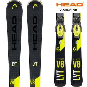 19-20 HEAD(ヘッド)【早期予約/スキー板/金具付】 V-SHAPE V8(Vシェイプ V8 金具付)315229【金具取付無料】|linkfast