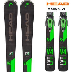 19-20 HEAD(ヘッド)【早期予約/スキー板/金具付】 V-SHAPE V4(Vシェイプ V4 金具付)315359【金具取付無料】|linkfast